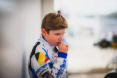 Tom Braeken ready for Sarno's double challenge.