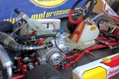 Scoop: A 60 Mini engine with gearbox.