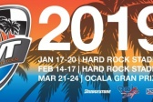 Briggs & Stratton 206 classes added to first and last rounds of 2019 Florida Winter Tour
