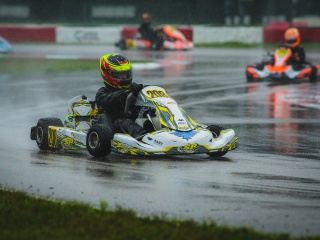 Weekend full of fights for Tom Braeken in the BNL round finale.