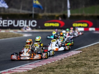 Forza Racing returns to Lonato for the WSK Euro Series.