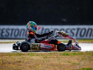 The Team competitive at La Conca World Circuit.