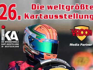 International Kart Exhibition - Offenbach 2018