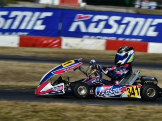 Kosmic Racing Department to continue the 'momentum' at Muro Leccese.