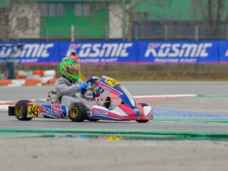 Kosmic Aims High For The 24th Edition Of Winter Cup.