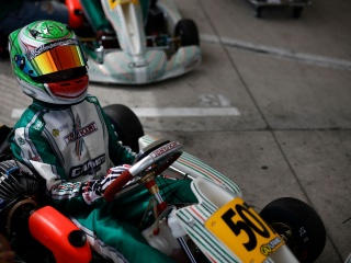 Highs and Lows for Gamoto Kart in Adria.