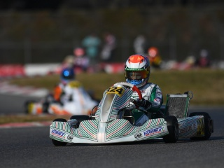 Bitter Finale for Rehm at the Winter Cup.