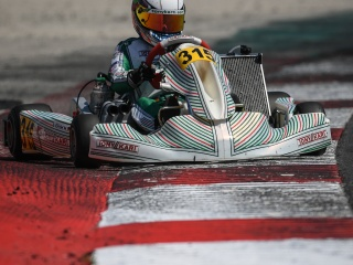 Rehm out of luck in Adria.