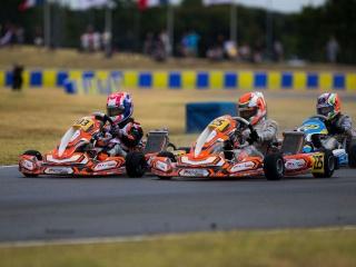 FIA Karting World Championship: here we are.