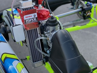 Rotax offers the ideal option for young cadet-age drivers to begin their racing experience.