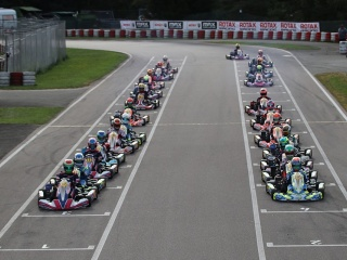 The Rotax Winter Cup heads to Spain.