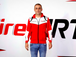 Luca Filini is the new Birel ART Team Principal.