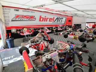 BirelART North America enters twenty at Superkarts! USA Winter Series.