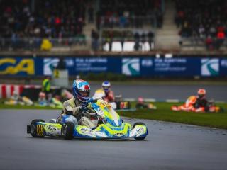 FA Kart wins the junior world title in Alahärmä.