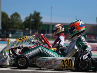 Tough but positive the debut of Stadsbader in KZ2.