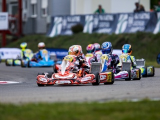 Only a penalty stops Forza Racing in Belgium.