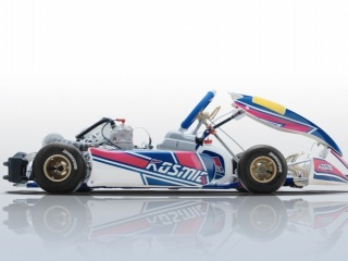 2019 Kosmic kart chassis.