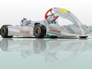 2019 Tony Kart chassis.