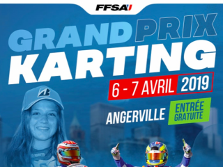"""FFSA - Several """"internationals"""" in the Angerville stage."""