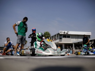 Gamoto Kart is getting ready for the ROK Cup Superfinal.