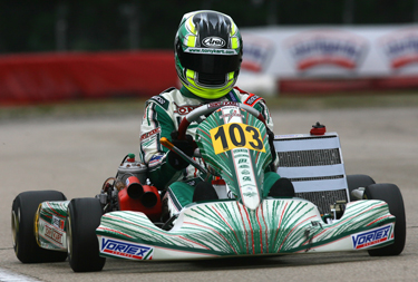 Tony Kart Racing Team presents its official drivers