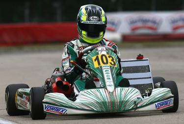 Tony Kart Racing Team presents its official drivers