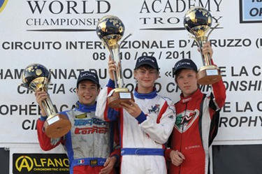 Graham wins in U18, Ndrio and Boccolacci share the honours in Academy