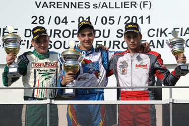 South European Trophy: New Success on French Soil