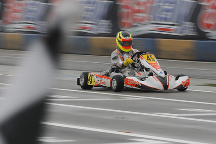 Talking to Julien Dexmier, Sodi Kart Racing Team manager