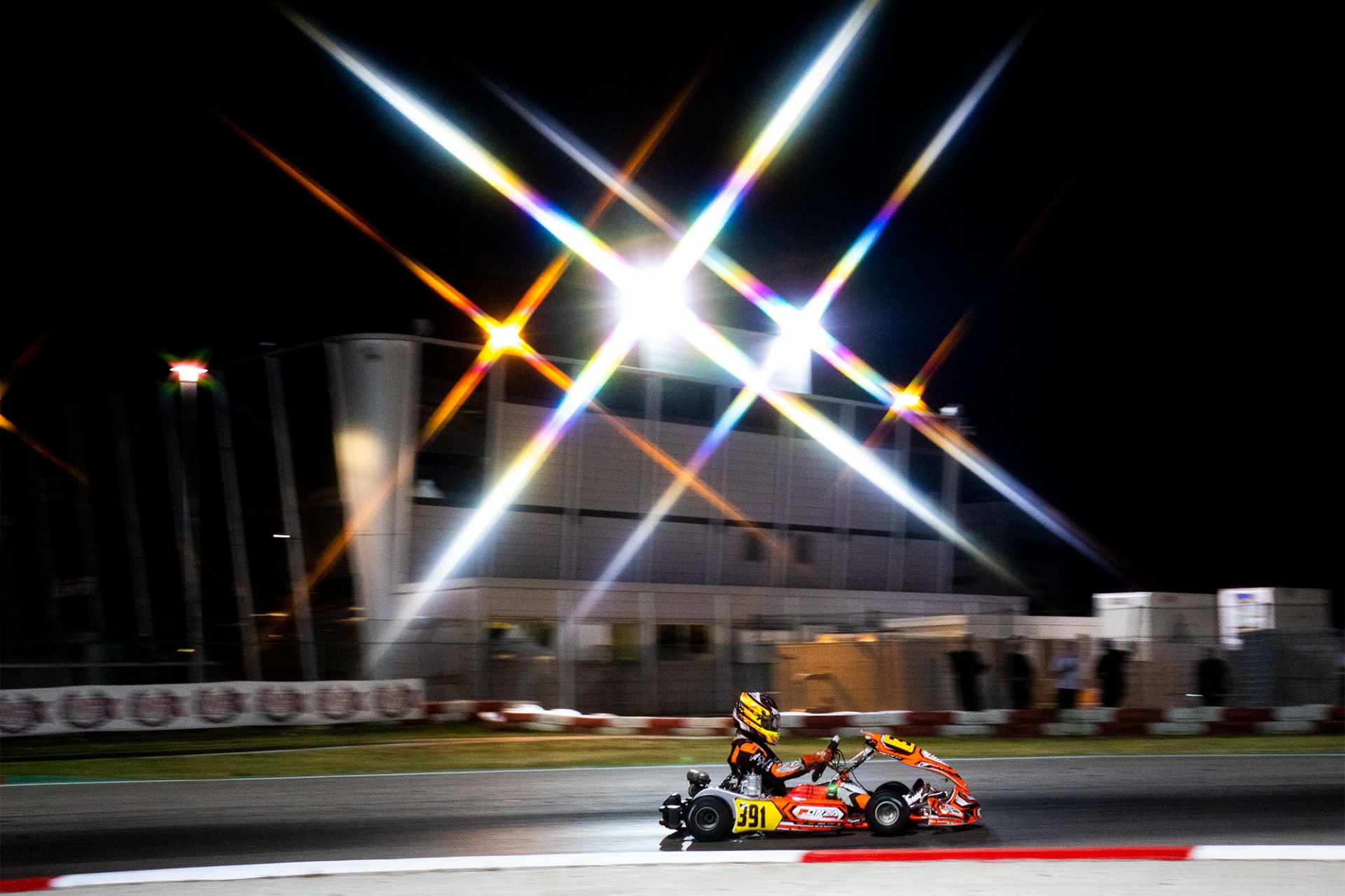 Second consecutive podium for the team on Adria night