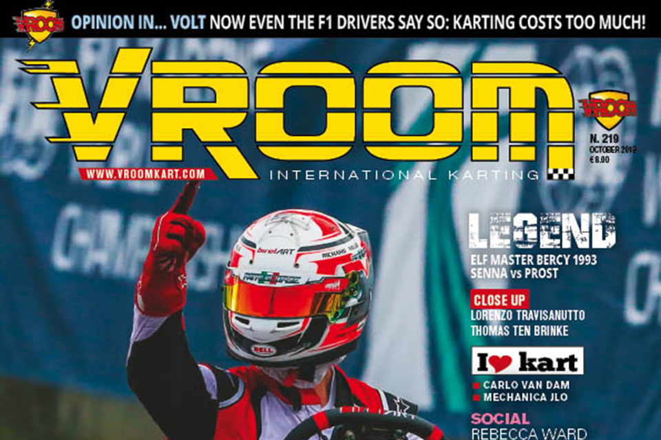 Vroom International October 2019 out now!