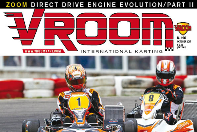 Vroom International October 2017 out now!