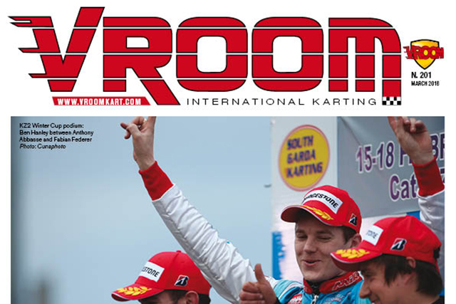 Vroom International March 2018 out now!
