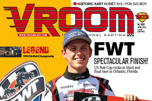 Vroom International April 2018 out now!