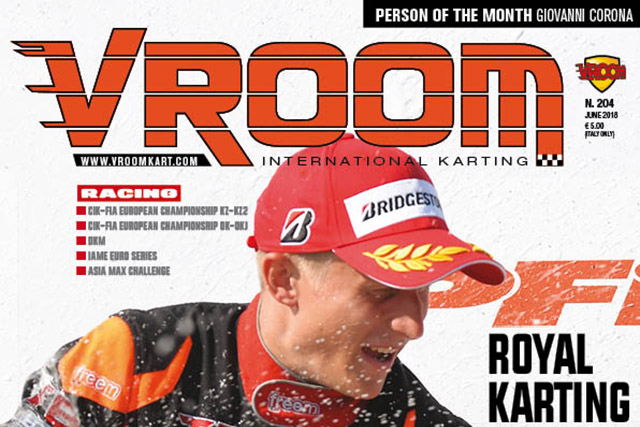 Vroom International June 2018 out now!