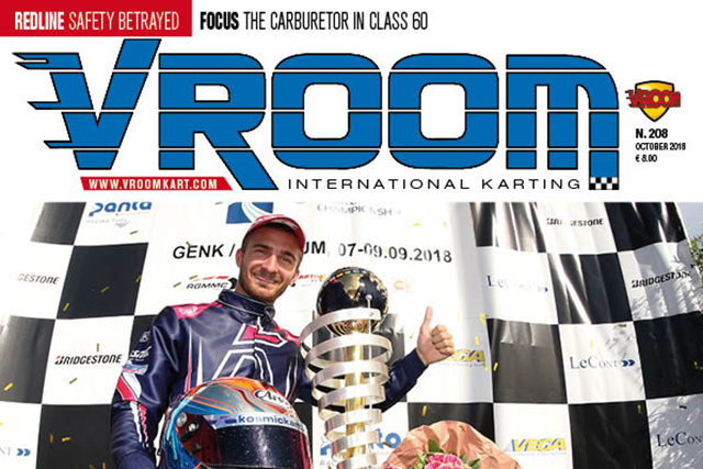 Vroom International October 2018 out now!