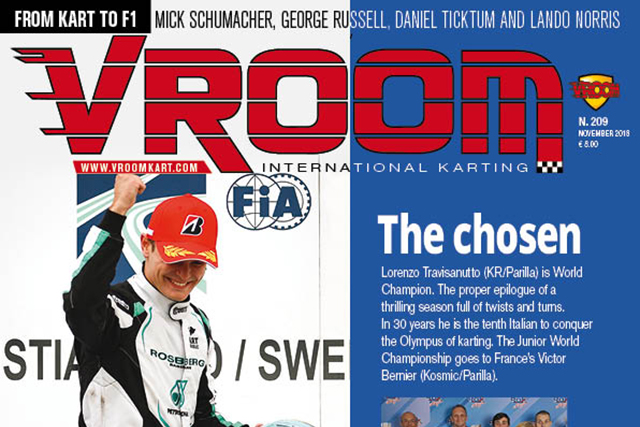 Vroom International November 2018 out now!
