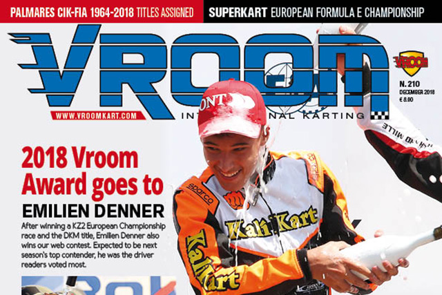Vroom International December 2018 out now!