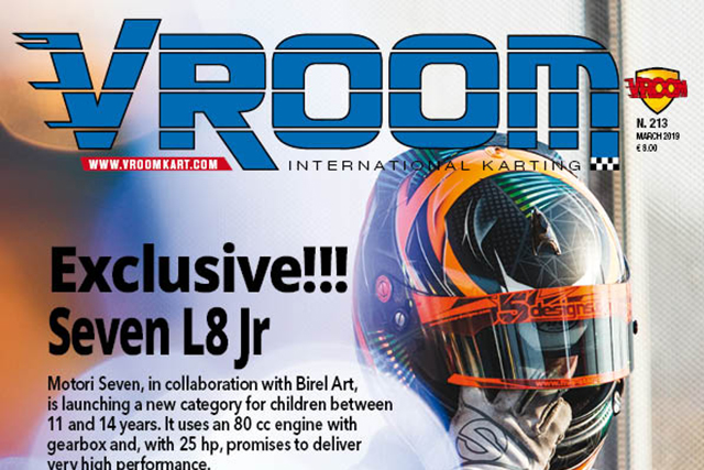 Vroom International March 2019 out now!