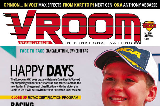 Vroom International June 2019 out now!