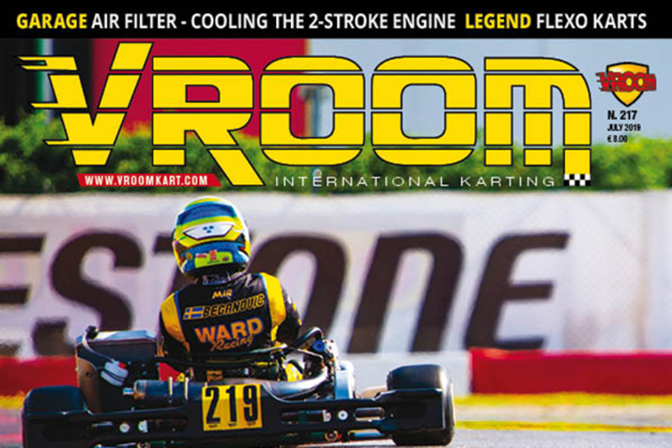 Vroom International July 2019 out now!