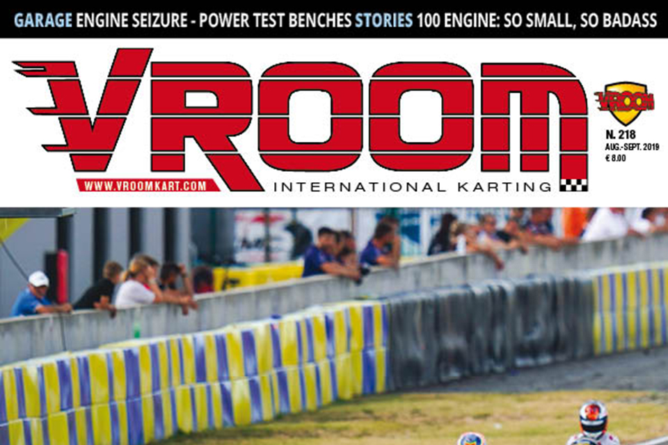 Vroom International August-September 2019 out now!