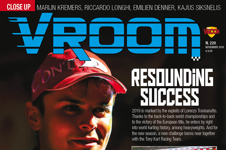 Vroom International November 2019 out now!