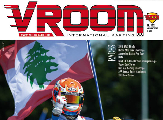 Vroom International August 2016 out now!