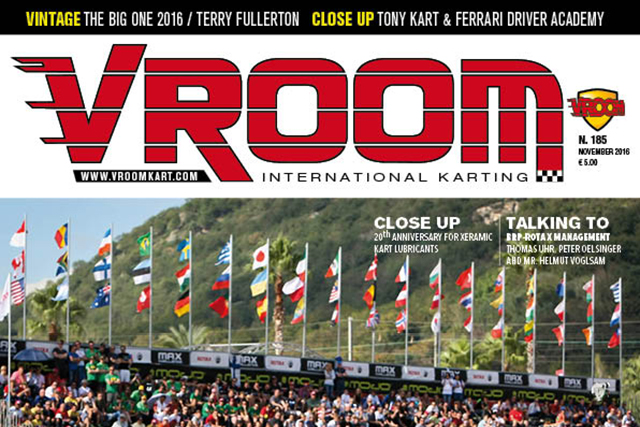 Vroom International November 2016 out now!