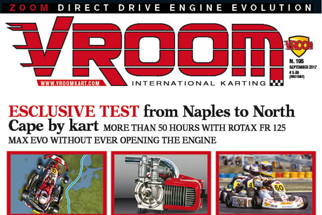 Vroom International September 2017 out now!