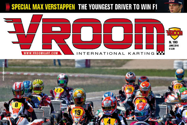 Vroom International June 2016 out now!
