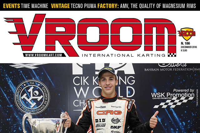 Vroom International December 2016 out now!