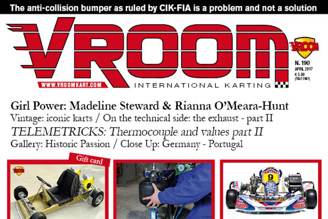 Vroom International April 2017 out now!