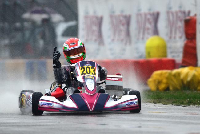 Basz wins again in KF category